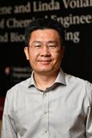 Hongfei Lin Headshot 2019
