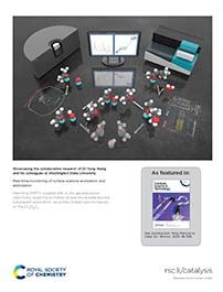 Catal.Sci.Tech Cover October 2020