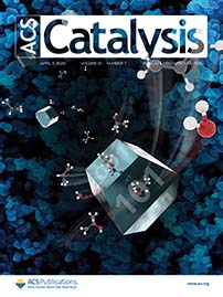 ACS Catalysis Cover April 2020 Vol 10 Number 7