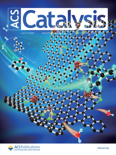 ACS Catalysis Cover July 2020 Vol 10 Number 14