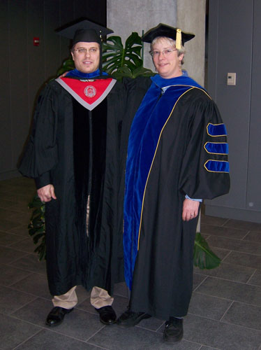 Ken Roberts Graduation