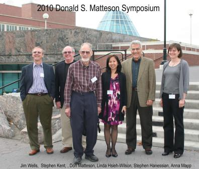 2010 Matteson Presenters