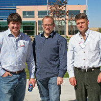 Dan Rock (PhD May 2003, now at Amgen) Jan Wahlstrom (former Post Doc now at Amgen) Jeff Jones