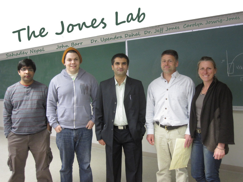 The Jones Group in 2012
