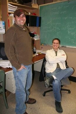 Josh and Ken bromance
