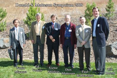 Matteson Presenters 2008