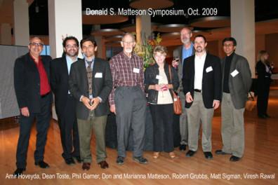 Matteson Presenters 2009