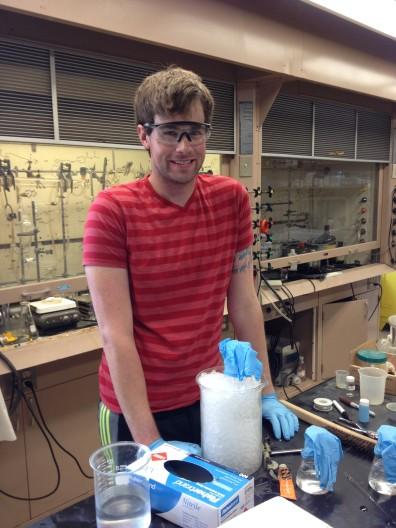 Slater Weinstock (Undergraduate Student)