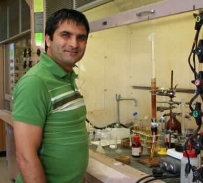 Upendra Dahal (PhD April 2012)