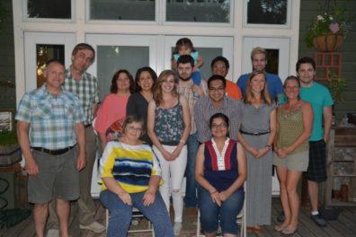 2015 July dinner