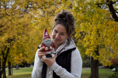 #GnomieHomie, Ruth-Fiam Nord