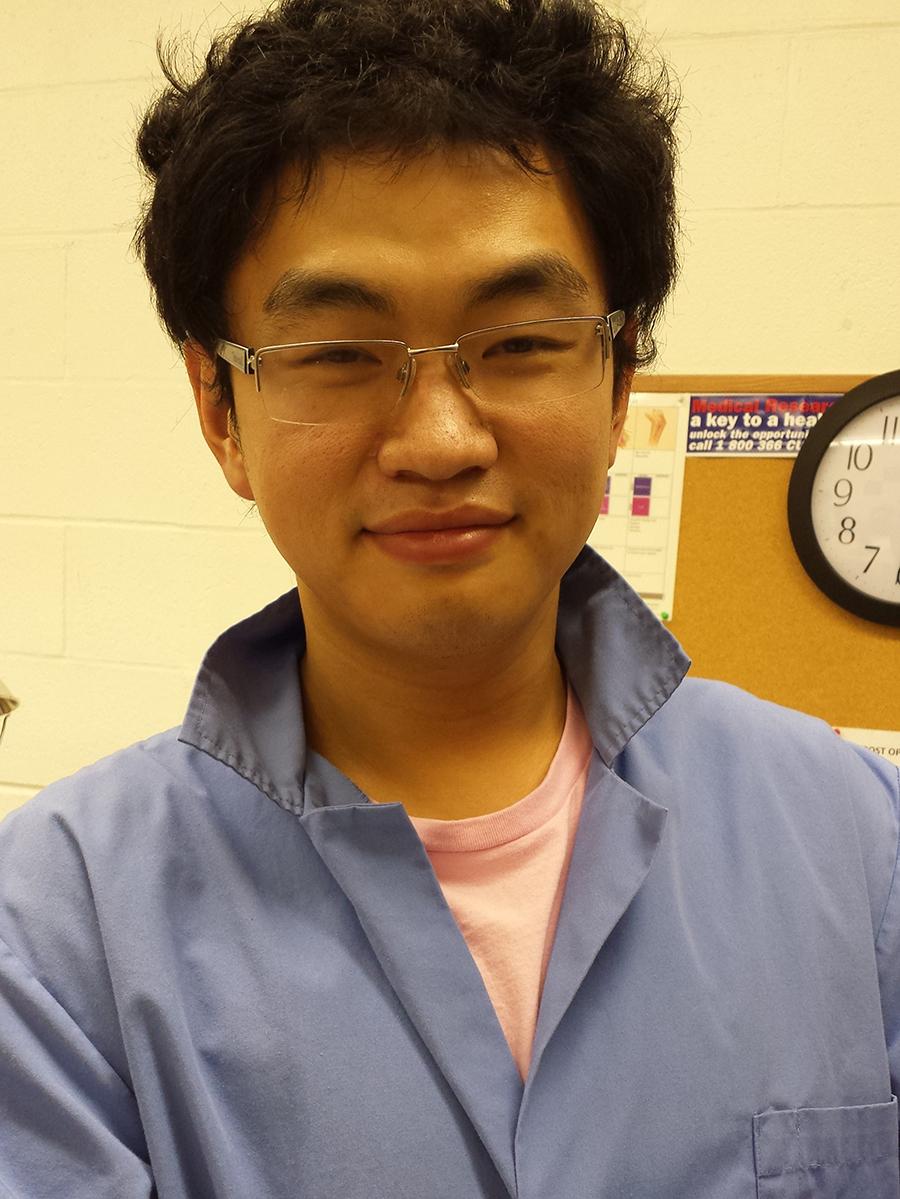 Dongxu Ke