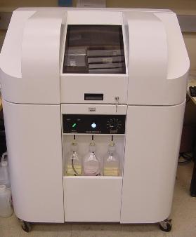 ExOne (Ex One Company, Irwin, PA) three-dimensional (3D) printer