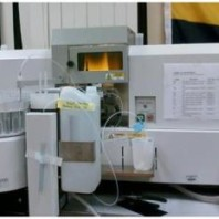 Atomic Absorption Spectroscopy (AAS) Shimadzu AA-6800
