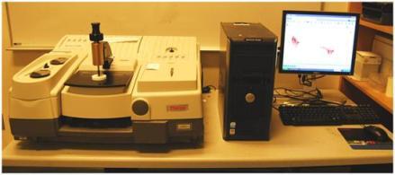 Thermo, Nicolet 6700 FTIR Spectrometer