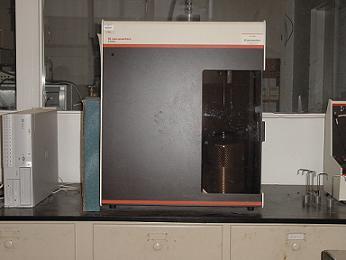 TRISTAR 3000 BET Surface Analyzer