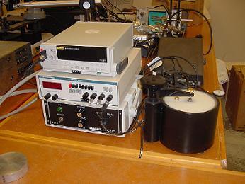 Sensor Tech Inc. d33 Meter
