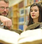Spohnholz and student