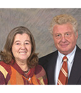 Mary Watrous-Schlesinger and Roger Schlesinger