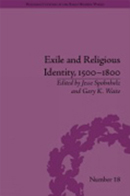 Exile and Religious Identity book cover