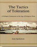 The Tactics of Toleration book cover