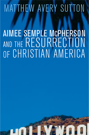Aimee Semple McPherson book cover