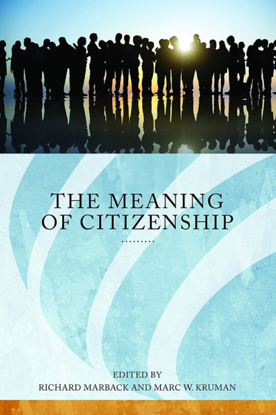 cover of article the meaning of citizenship by lawrence hatter