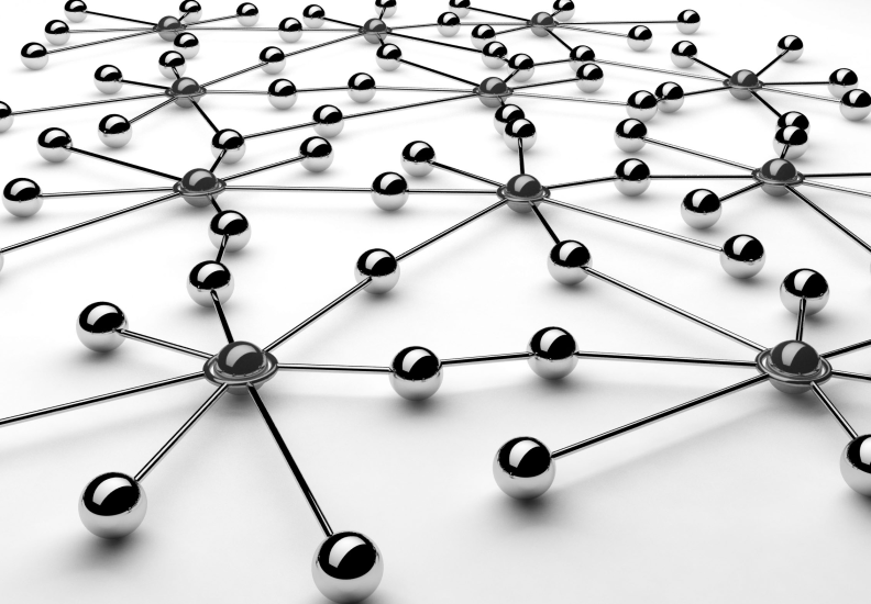 Picture of networking