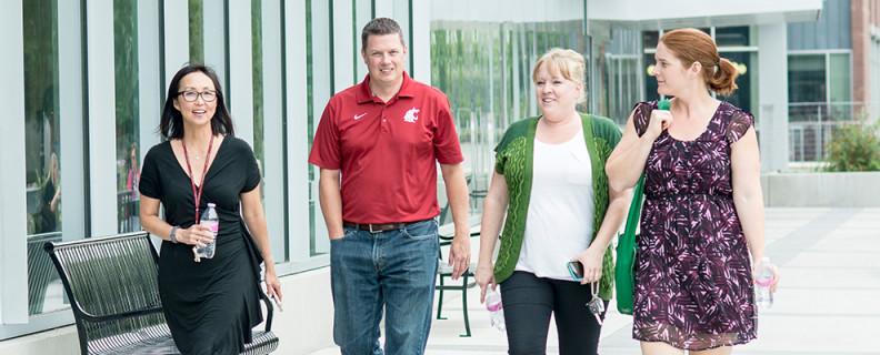 WSU Spokane Staff