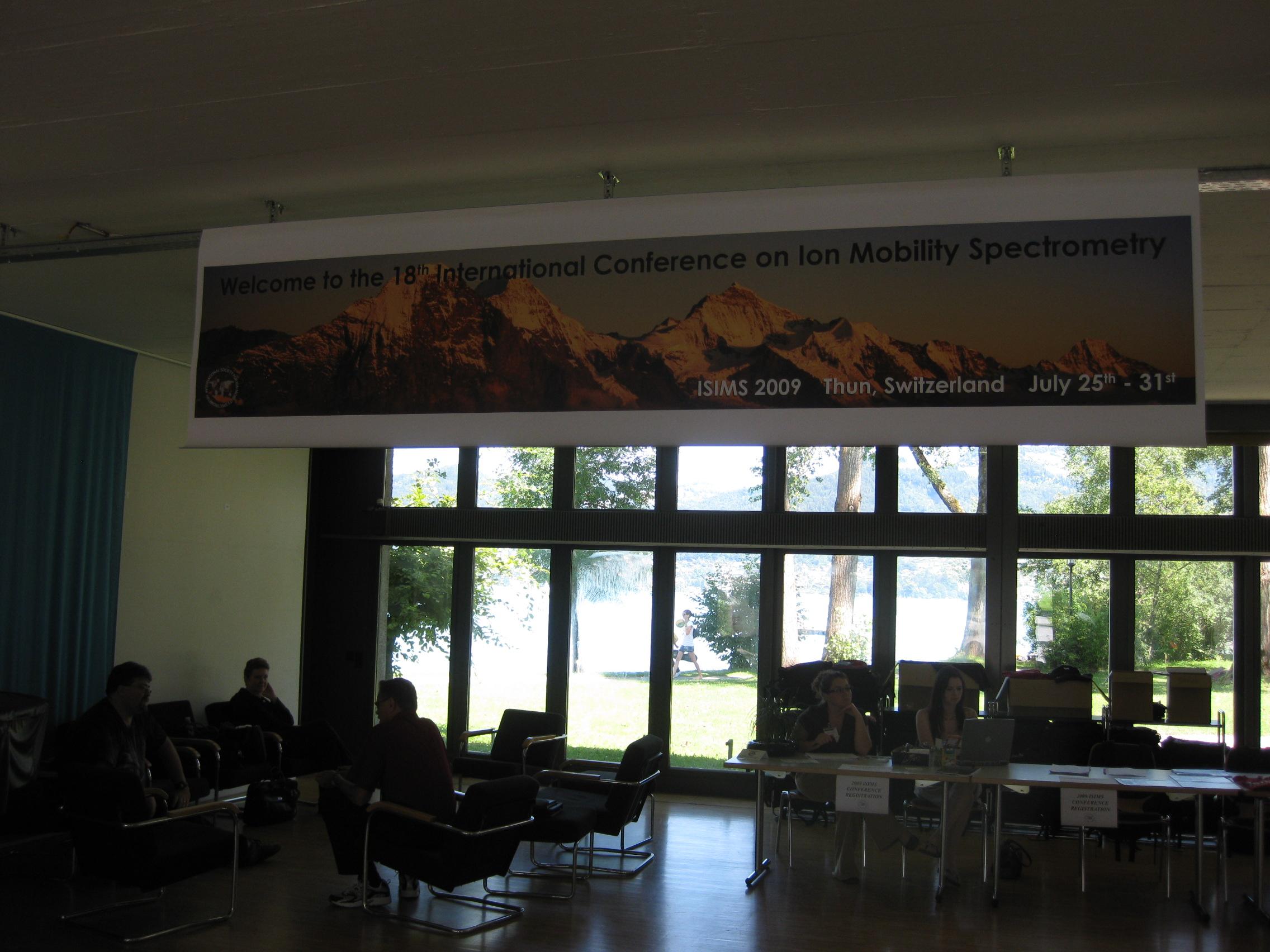 Gwatt-Zentrum Conference Center
