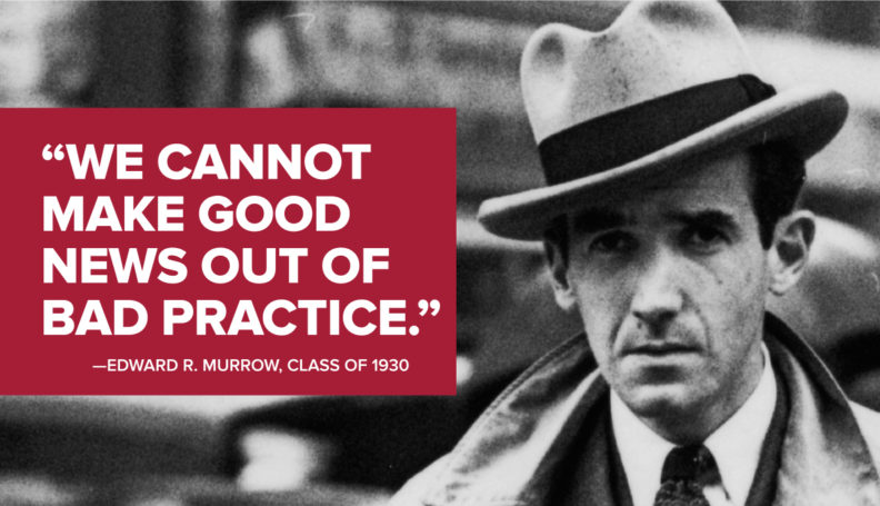 The Truth In Our Stories: Ethics In Communication | Murrow College