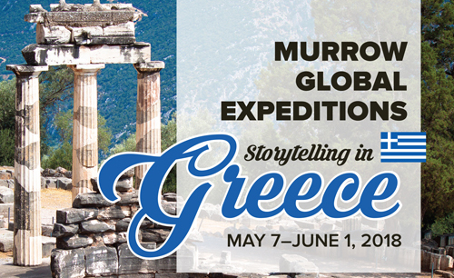 Storytelling in Greece