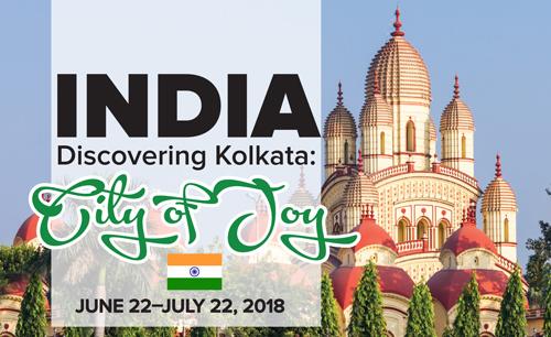 Discovering Kolkata