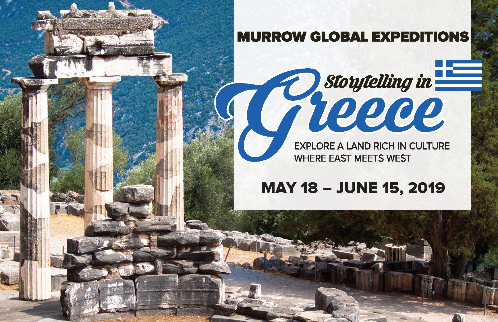 Storytelling in Greece