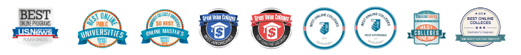 WSU Global Campus rankings