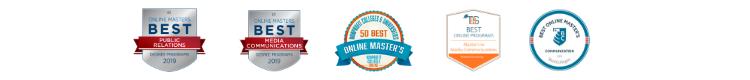 Online MA StratComm Rankings