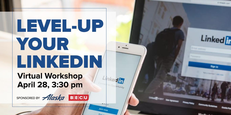 LinkedIn event Promo