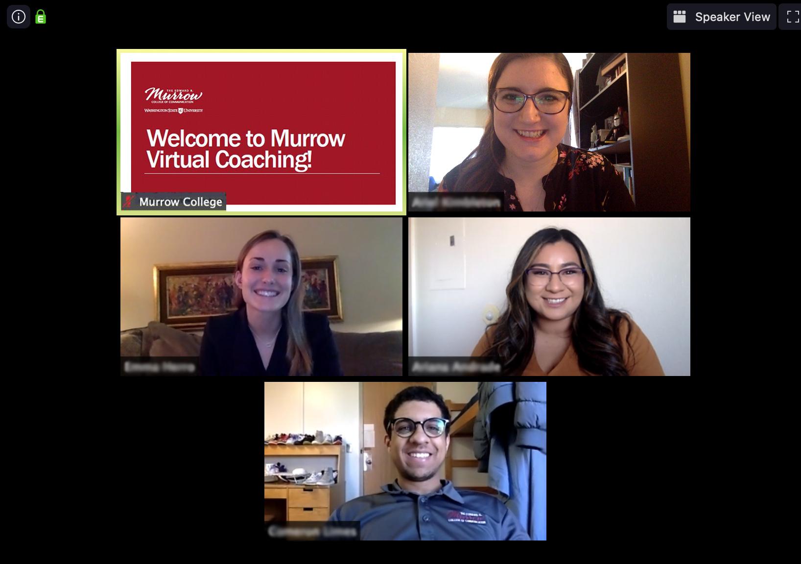 Virtual Coaching screenshot