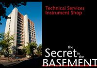 Secret of the Basement News Story Slide Show