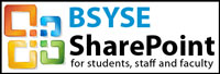link to BSYSE Sharepoint.