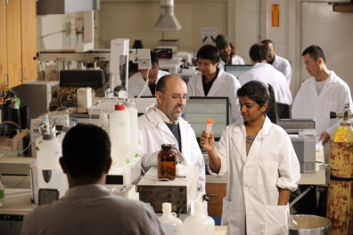 Scientists in Analytical Chemistry Service Center