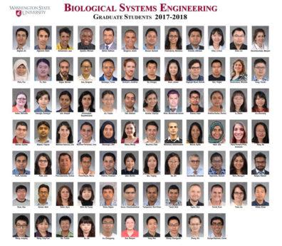 BSYSE Graduate Students
