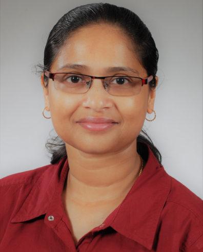 Sindhuja Sankaran