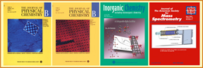 Cover Photographs from WSU Chemistry