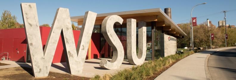 WSU Visitor Center