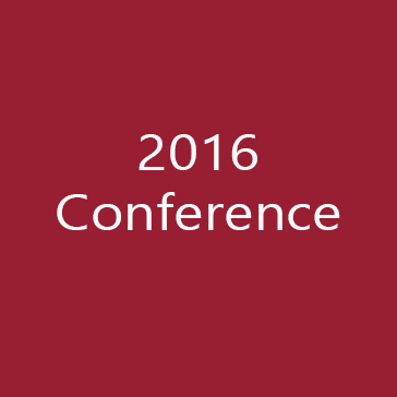 2016 Conference