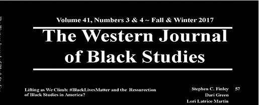 journal of black studies pdf