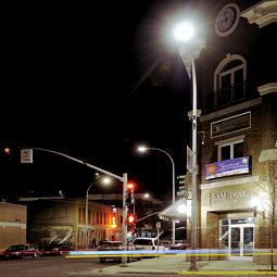 Downtown Pullman.