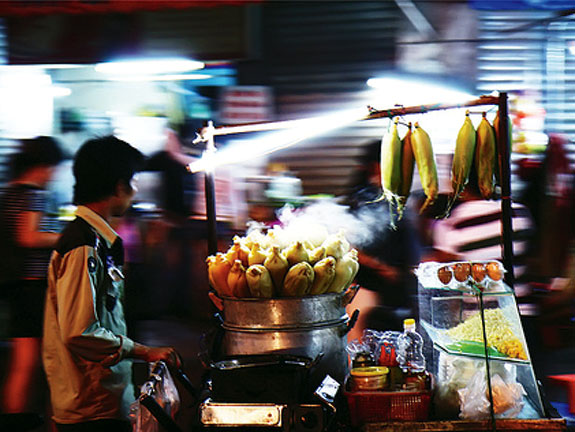 Night market. Photo by Gary Koh.