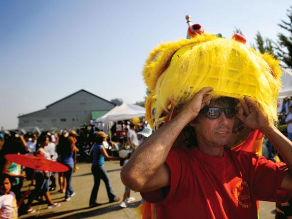 Asian American Water Festival.